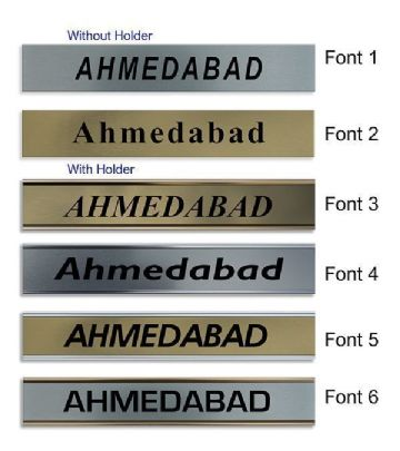 Ahmedabad Clock Name Plate |World Time Zone City Wall clocks Sign custom Plaque